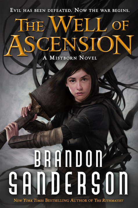 REVIEW + DISCUSSION: the well of ascension; brandon sanderson