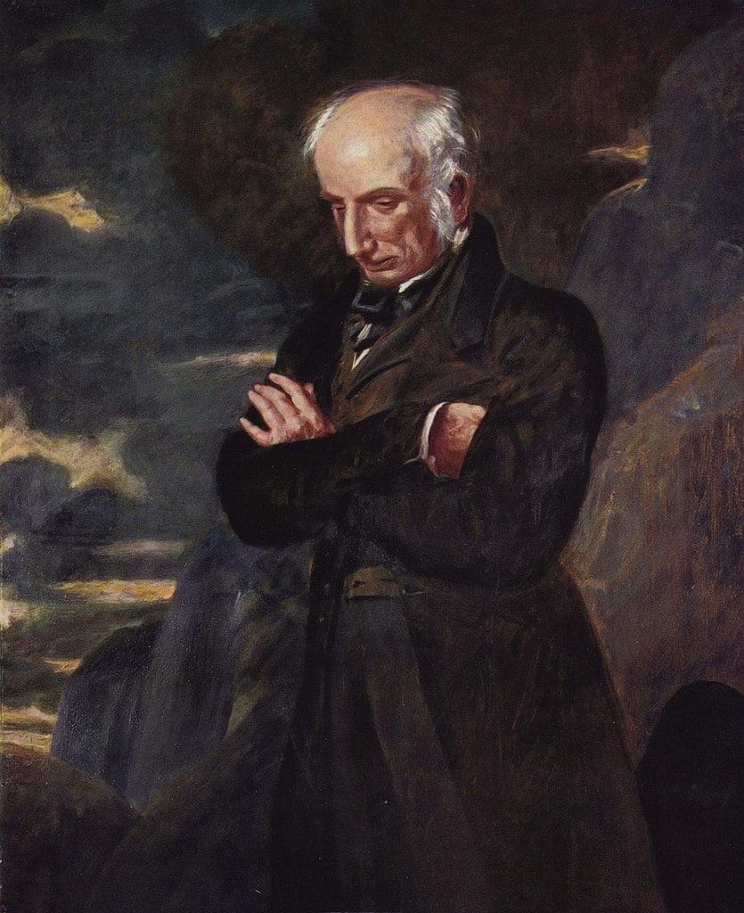 William Wordsworth by Benjamin Robert Haydon