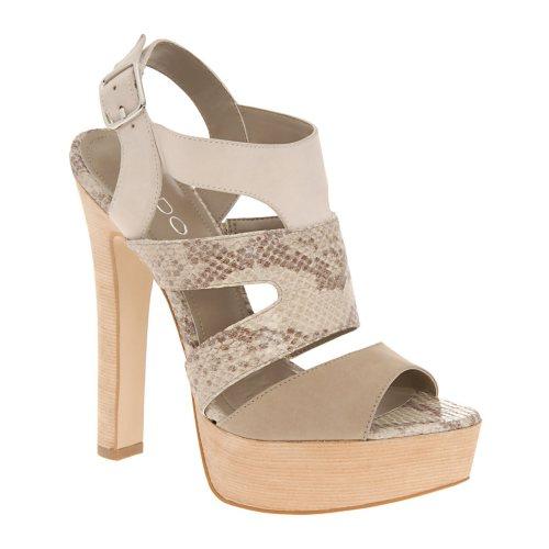 Aldo snakeskin sandals