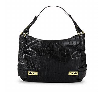 Jessica Simpson snakeskin purse