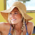 sun hats: athleta
