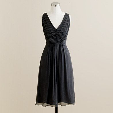 houseboat inspired fashion: j crew dress