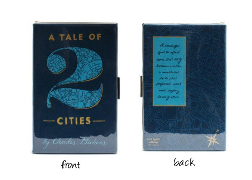 kate spade tale of two cities book clutch copy