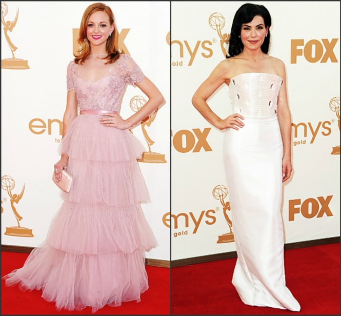 2011 Emmy's Fashion mays and margulies