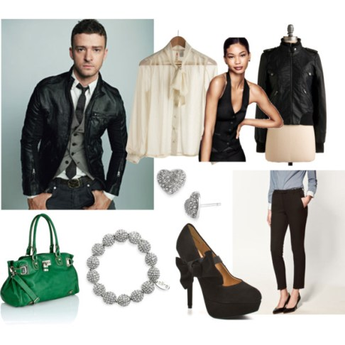 Get the Look: Justin Timberlake