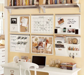 office organization: boards