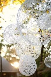 DIY yarn ball inspiration