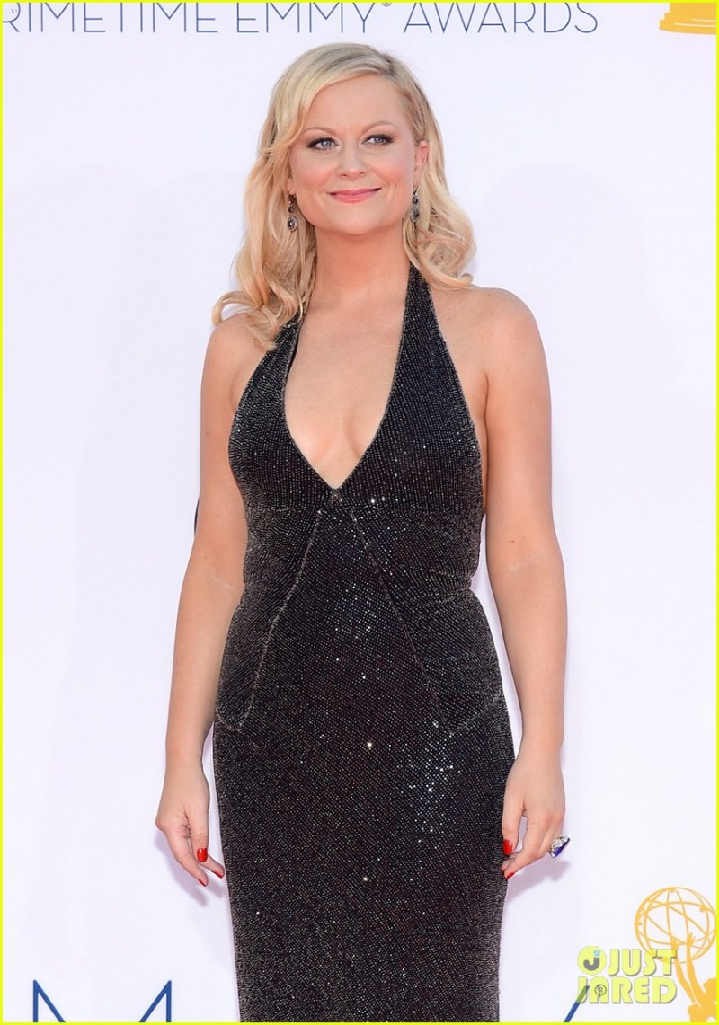 Amy Poehler 2012 Emmy fashion