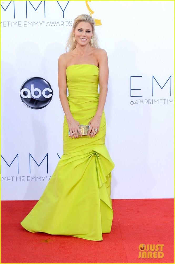 Julie Bowen 2012 Emmy fashion