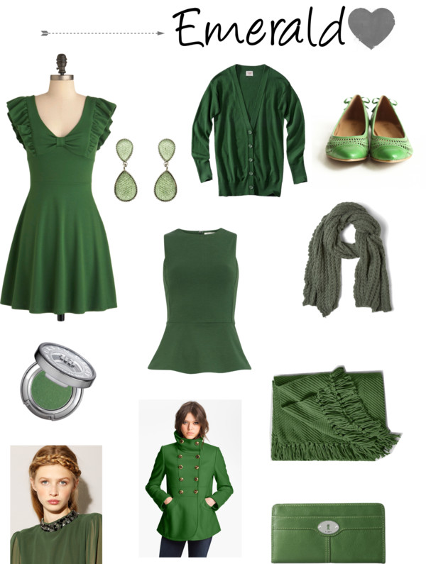 Emerald: Pantone Color of the Year