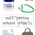 multipurpose momma products