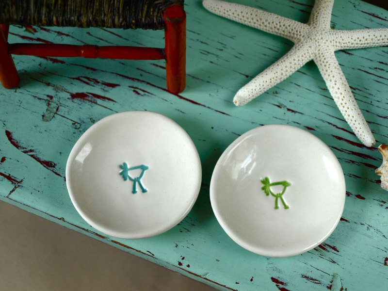 Etsy Finds: Zinnia Designs mini dish