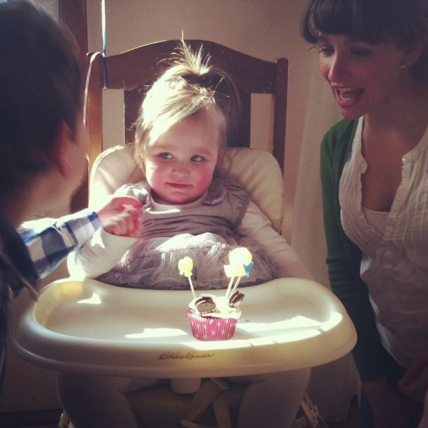 mom diary: birthday girl