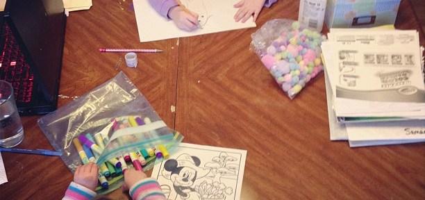 mom diary: she's crafty