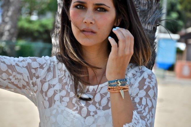 Etsy finds beach edition: wrap bracelet