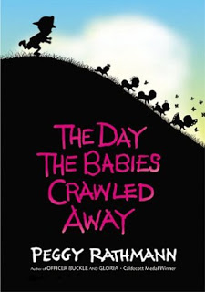 Children's books adults love: The Day the Babies Crawled Away