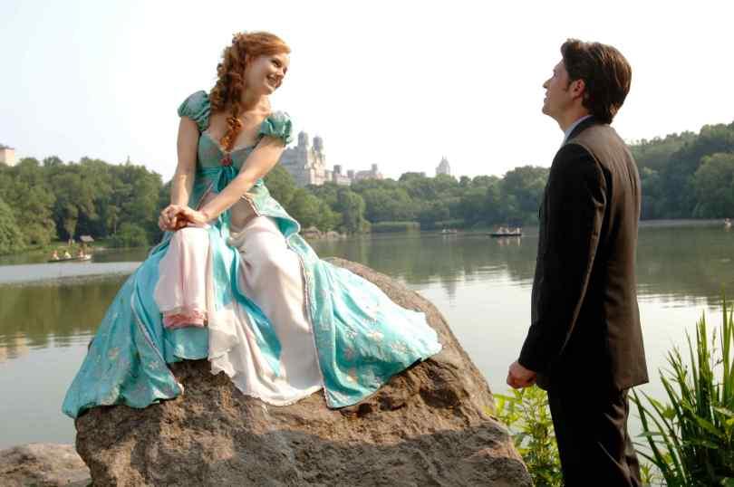 Top 5 Princess Movies: Enchanted