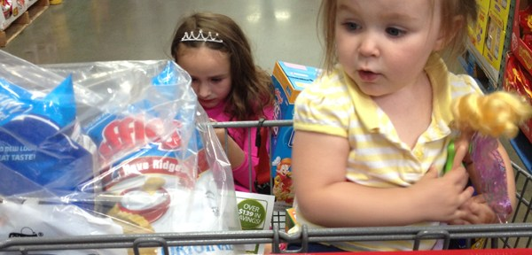 how to grocery shop like a mother