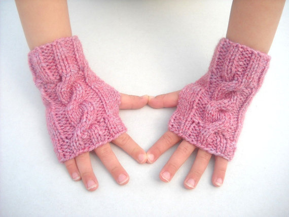 Bijoux Boutique fingerless gloves