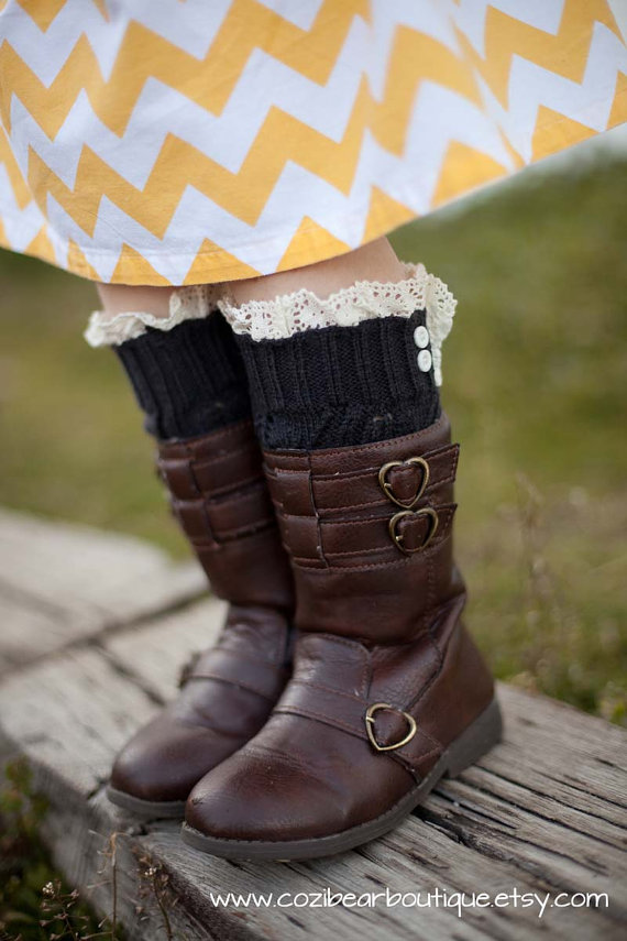 CoziBear Butique leg warmers