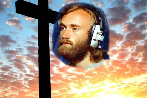 Bad Dad Guide to teaching your kids about saints: Saint Phil Collins