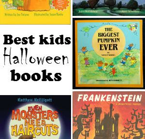 Best kids Halloween books