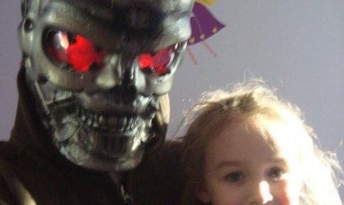 bad dad: terminator