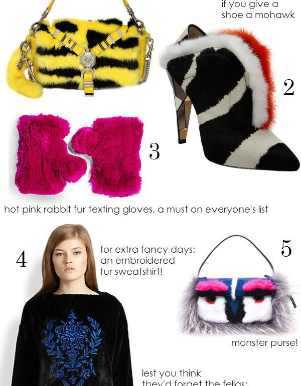 what the what?!: furry fashion
