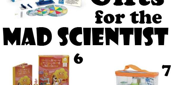 Kids Gift Guide: Mad Scientist