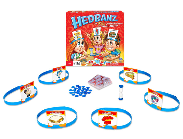 Best Kids Games: HedBanz