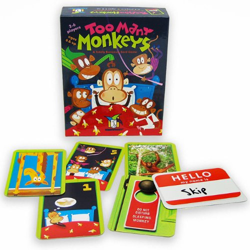Best Kids Games: Too Many Monkeys