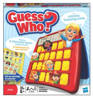 Best Kids Games: guess who