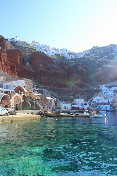 take me away | harbor, mykonos, greece