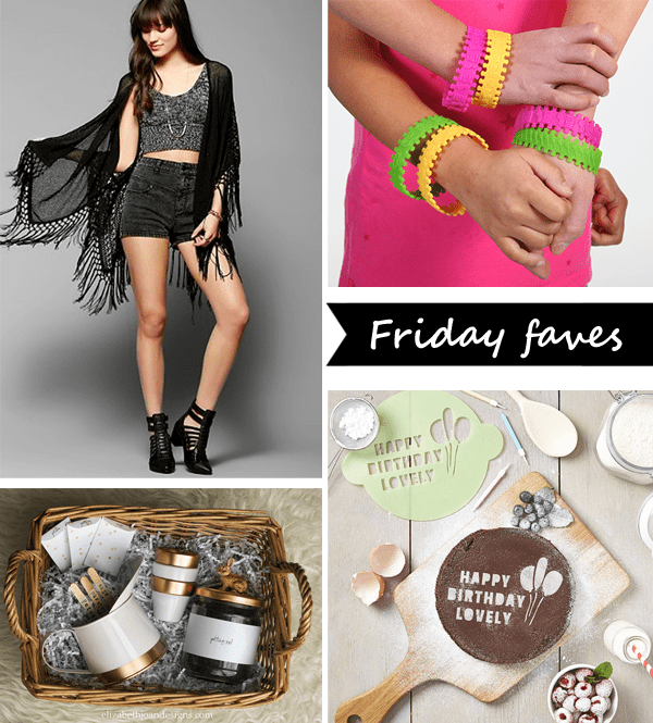 friday faves #10