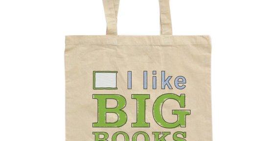 I Like Big Books and I Cannot Lie