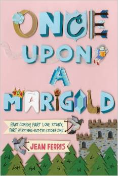 Favorite Read Aloud Books: Once Upon a Marigold
