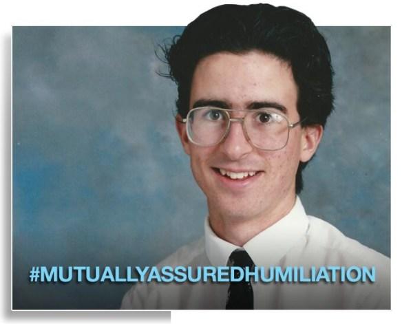 WTF Crush: John Oliver #mutuallyassuredhumiliation