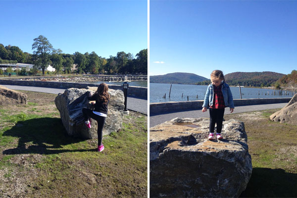 Local Love | Peekskill Riverfront: rock climbing