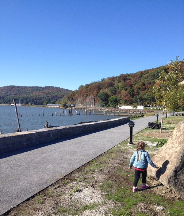 Local Love | Peekskill Riverfront: scenery