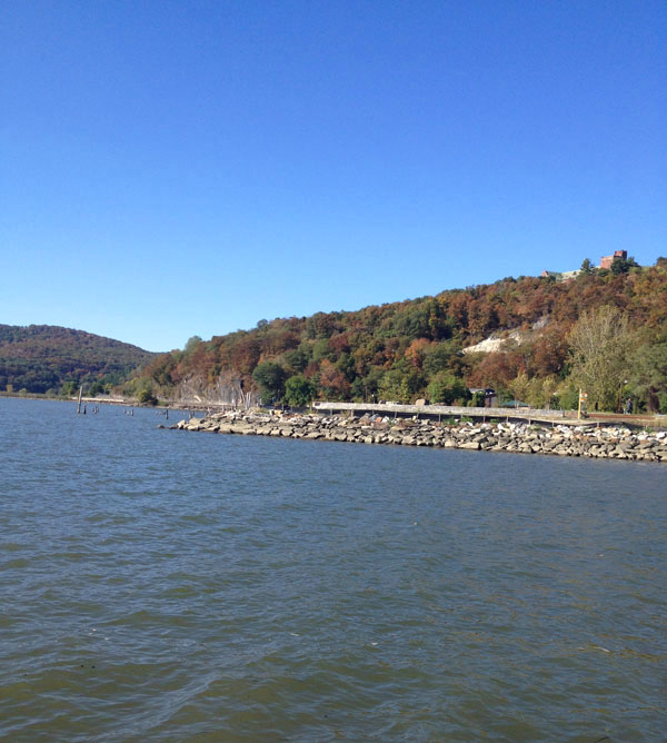 Local Love | Peekskill Riverfront view