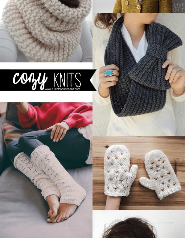 #etsyfind cozy knits