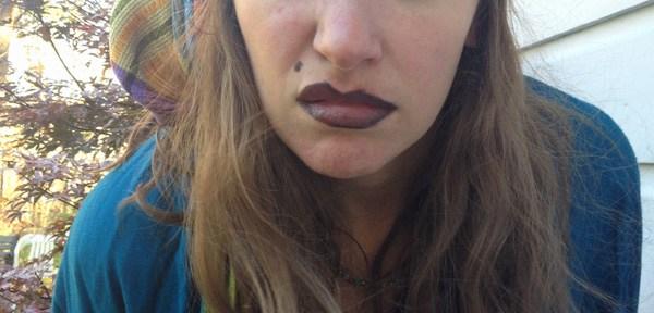 last minute costume| fortune teller makeup