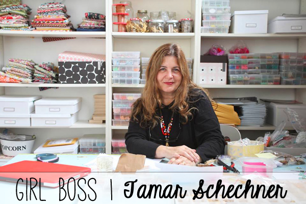 Girl Boss | Tamar Schechner  from Nest Pretty Things