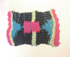 handmade holiday | weaving