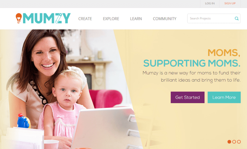 MUMZY: moms make great entrepreneurs
