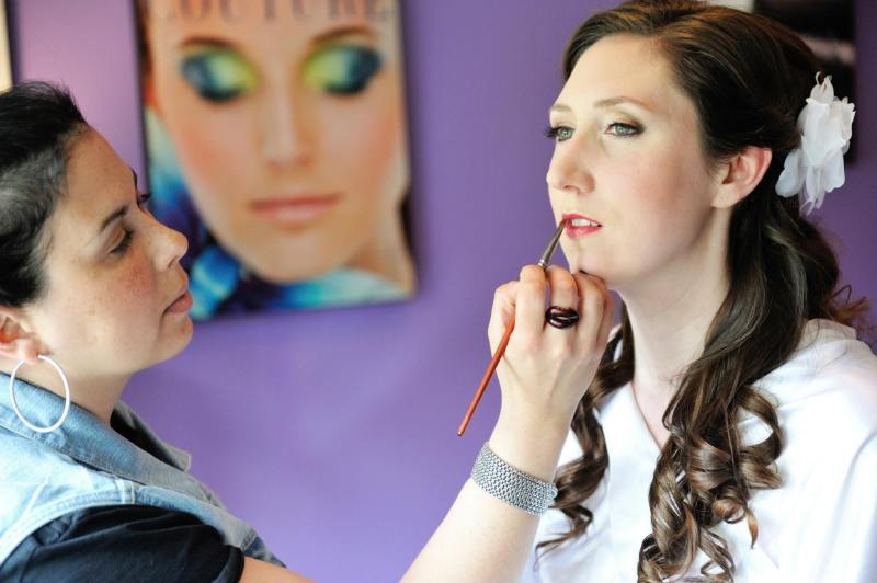 Meredith Hayman, Makeup Artist | How to get lipstick to last