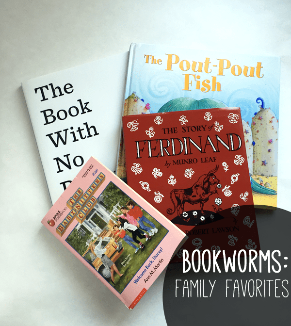 Bookworms | family favorites