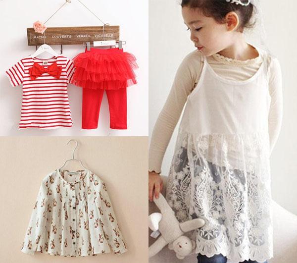 Little Rabbit Wears girls vintage fashion