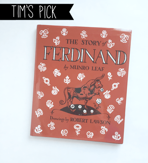 Bookworms | The Story of Ferdinand