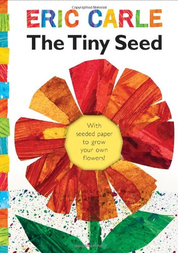 Earth Day Books for Kids: The Tiny Seed by Eric Carle